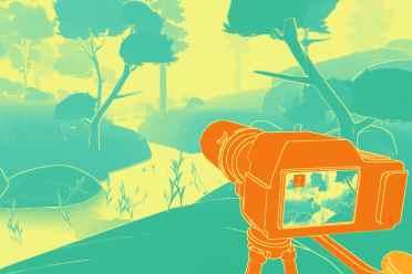 小清新游戏《NUTS》2月发布!画风极简、色彩明艳