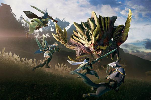 《怪物猎人:崛起》亚洲版 日版问题官方答疑!1
