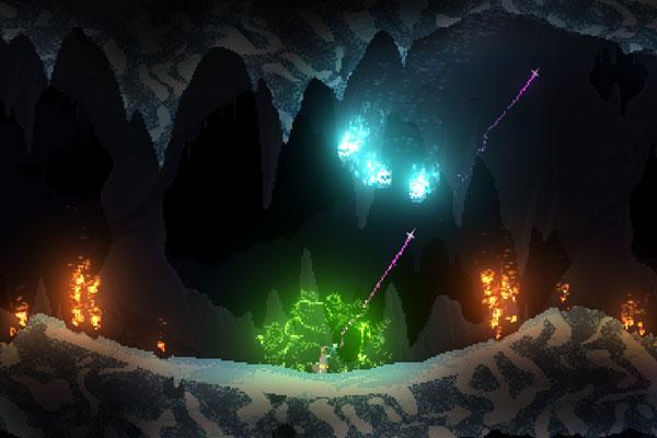 2D像素游戏《女巫》1.0版宣传片发布 Steam好评率95%2
