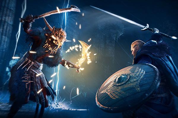 育碧次世代版本游戏画面及性能细节公开 4K画质成主流2