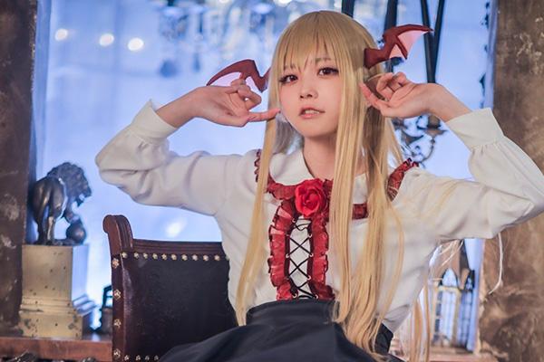 可爱护士演绎天然萌 日本美女Coser姫綺mimiko美图赏2
