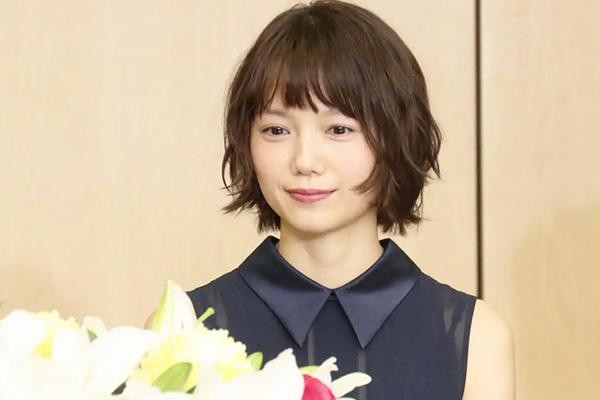 gakki一笑心都软了!让人感受治愈的日本女星TOP 202