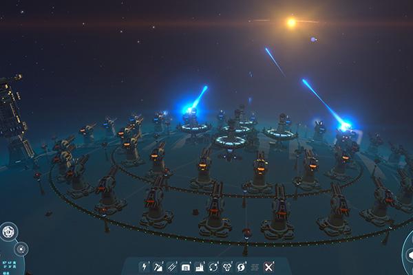 国产太空沙盒《戴森球计划》登陆Steam抢先体验!3