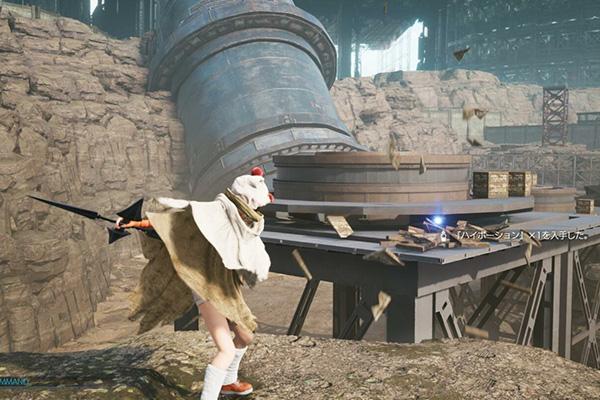 《最终幻想7:重制版》尤菲篇新截图公布 超萌美少女1