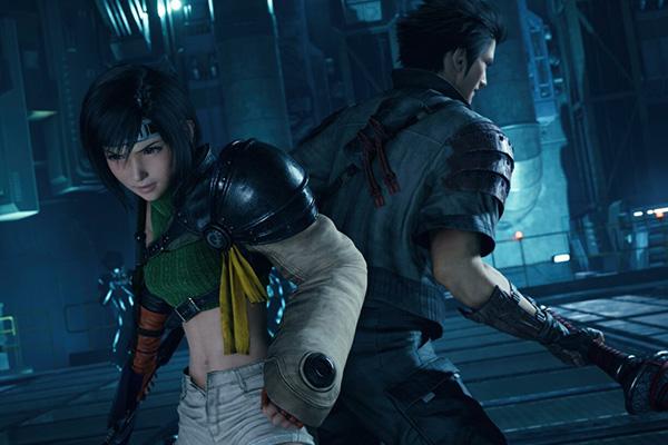 《最终幻想7:重制版》尤菲篇新截图公布 超萌美少女2