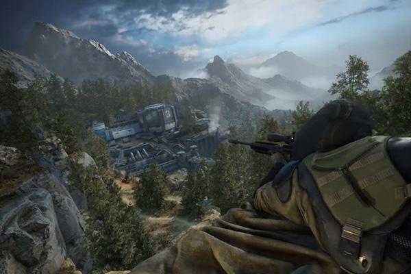 射击游戏《狙击手:幽灵战士契约2》新玩法预告公布2