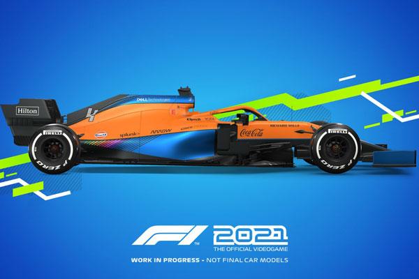 《F1 2021》将于7月17日登陆全平台 最新预告公布1
