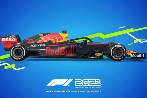《F1 2021》将于7月17日登陆全平台 最新预告公布2