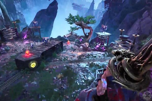 《影子武士3》演示视频发布 展示超强力的新武器!3