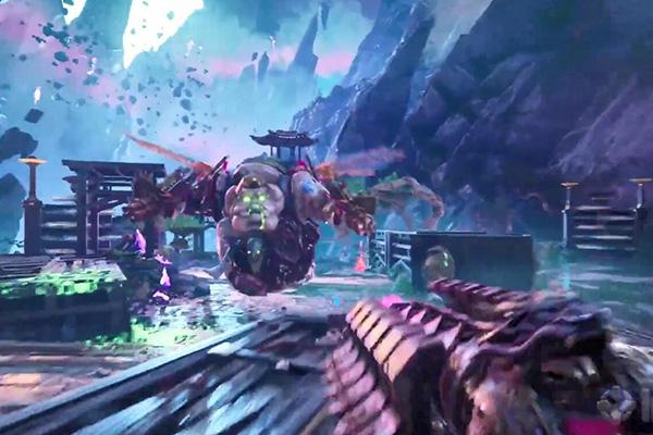 《影子武士3》演示视频发布 展示超强力的新武器!2