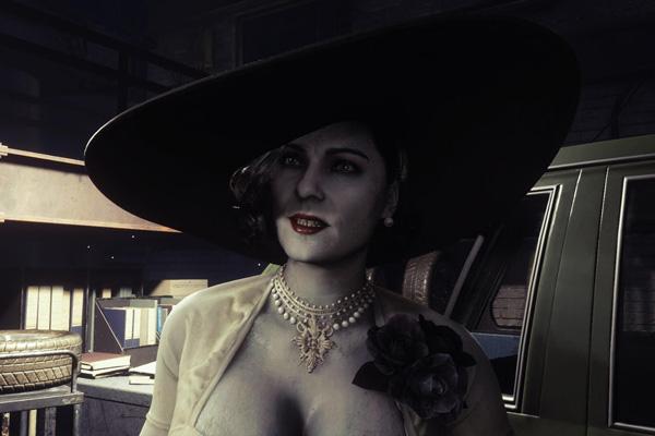 《生化3重制》吸血鬼夫人Mod来啦 吉尔变得又白又大2